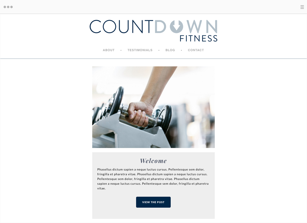 countdown-fitness-email
